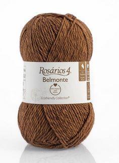 Organická vlna a bavlna BELMONTE 39 ROSARIOS4