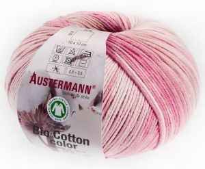 BIO COTTON COLOR 105 magnolie