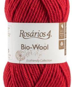 Bio-Wool 17 červená