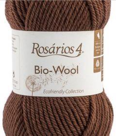 Bio-Wool 22 hnědá
