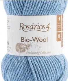 Bio-Wool 23 světle modrá