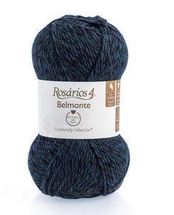 Organická vlna a bavlna BELMONTE 40 ROSARIOS4