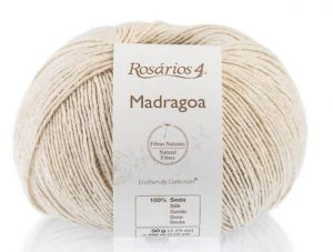 MADRAGOA 01 Raw White