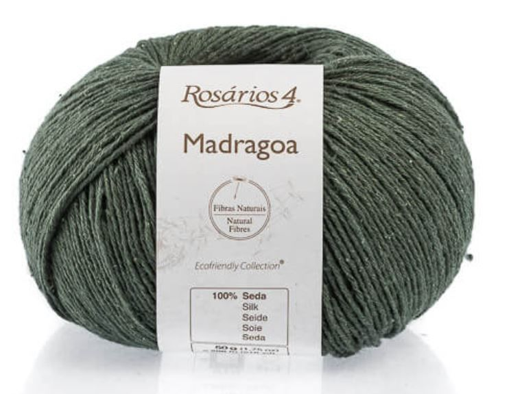 MADRAGOA 13 Army Green ROSARIOS4