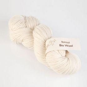 Nebarvená příze Bio-Wool 340g / 490m