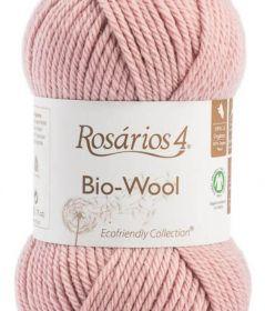 Bio-Wool 30 starorůžová