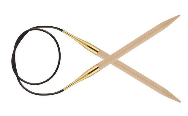 Basix Birch pevná kruhová jehlice 15,00 mm KnitPro