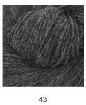 Bio Shetland 43 tmavě šedá