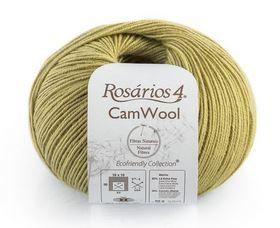 CamWool 09 žlutozelená ROSARIOS4