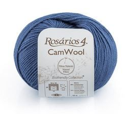 CamWool 11 modrá ROSARIOS4