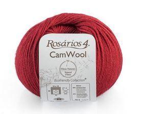 CamWool 13 červená