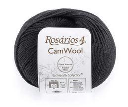 CamWool 19 černá ROSARIOS4