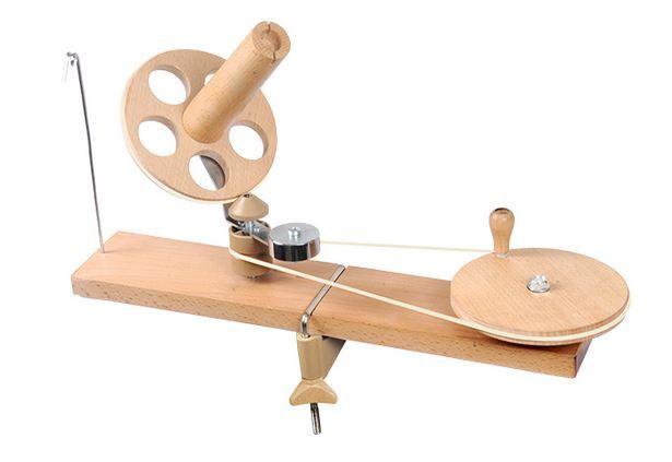 Převíječ příze Natural ( klubíčkovač) KnitPro