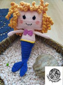 Mořská panenka Alba