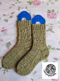 Ponožky dámské vel. 39 z LandLust die Sockenwolle