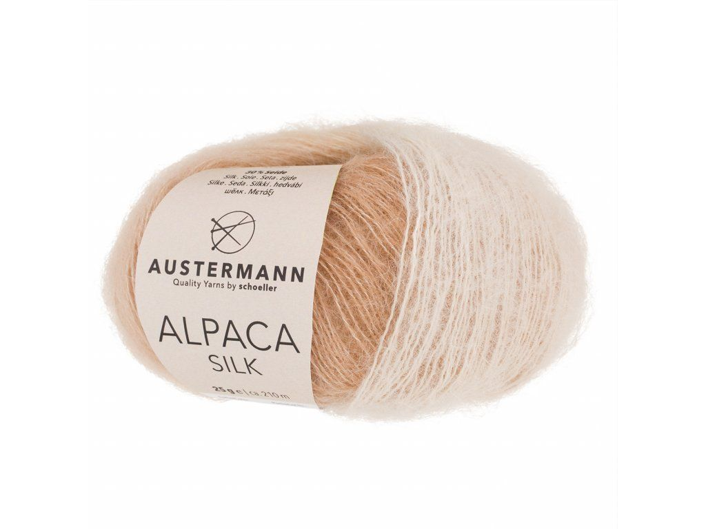 Alpaca Silk 01 Austermann