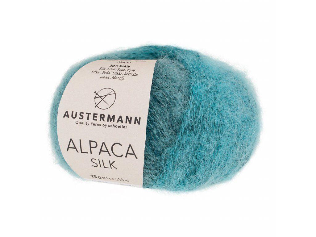 Alpaca Silk 05 Austermann