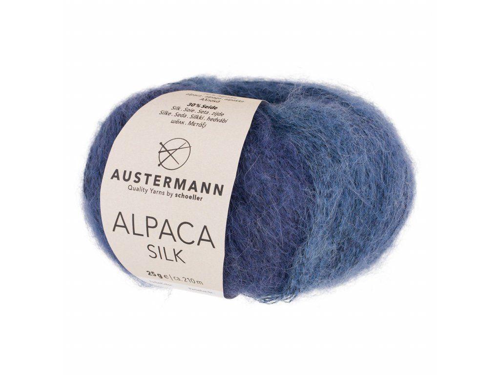 Alpaca Silk 04 Austermann