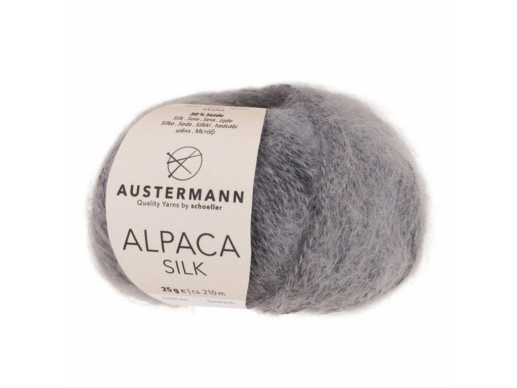 Alpaca Silk 06 Austermann