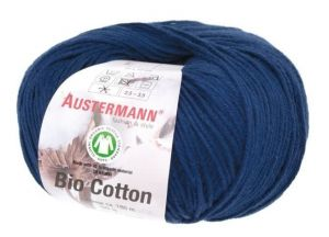 BIO COTTON 04 marine Austermann
