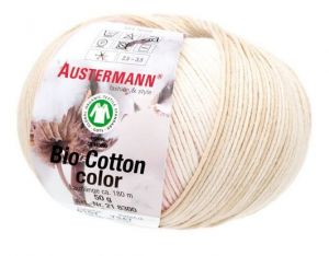 BIO COTTON COLOR 107 freesie