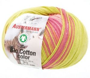 BIO COTTON COLOR 108 perle