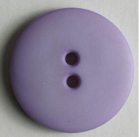 Polyamidový módní knoflík světle fialový 20 mm