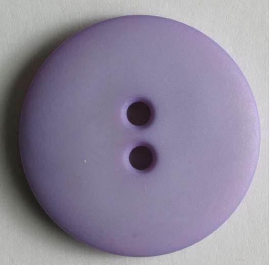 Dámský polyamidový módní knoflík světle fialový 20 mm DILL