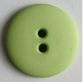 Polyamidový módní knoflík světle zelený 20 mm