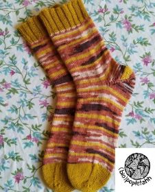 Ponožky dámské vel. 40 z Eco Line Schachenmayr