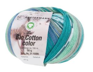 BIO COTTON COLOR 113 karibik