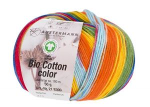 BIO COTTON COLOR 115 papagei